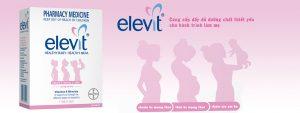 Elevit tăng khả năng thụ thai