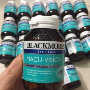 thuốc bổ mắt của úc macu-vision blackmores