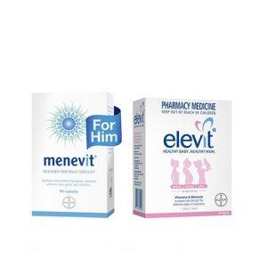 Menevit và Elevit