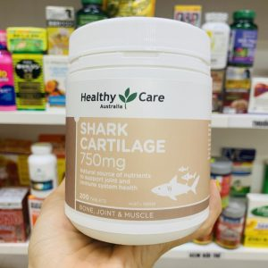 Sụn cá mập Úc Shark Cartilage Healthy Care