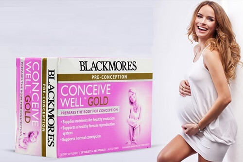 Blackmores Conceice Well Gold