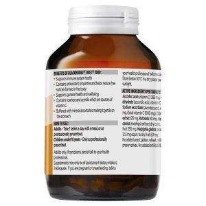 cách dùng vitamin C blackmores bio C