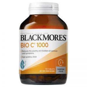vitamin C blackmores bio C mẫu mới