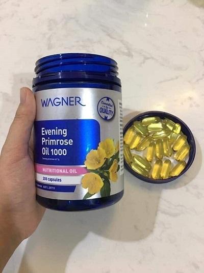 DATE MỚI] Tinh dầu hoa anh thảo Wagner 200 viên - EPO giá tốt nhất Úc