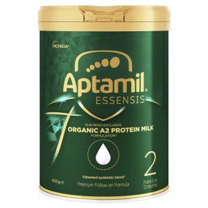 Sữa Aptamil Essensis số 2 900g (cho bé từ 6 tháng đến 1 tuổi)