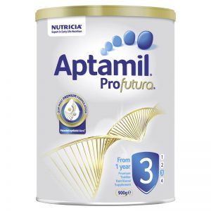 [MẪU MỚI] Sữa Aptamil Úc số 3 dành cho bé từ 1 – 2 tuổi ( HỘP 900G )