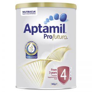 [MẪU MỚI] Sữa Aptamil Úc số 4 Profutura 900g (từ 3 tuổi trở lên)