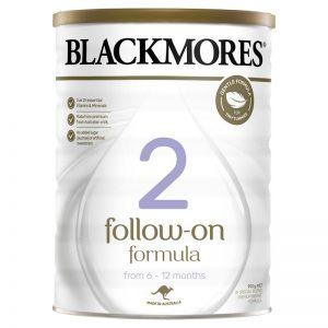 Sữa Blackmores số 2 Follow on Formula Úc cho bé từ 6 – 12 tháng tuổi