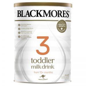 Sữa Blackmores Số 3 Toddler (Úc) 900g (>12 tháng)