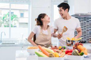 ăn gì tăng khả năng thụ thai