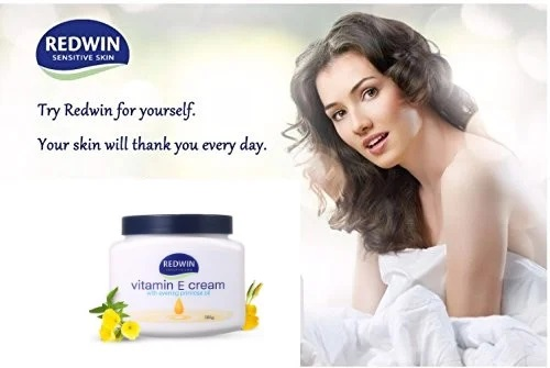 Kem dưỡng da REDWIN Vitamin E Cream 300g Úc