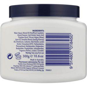 thành phần Kem dưỡng da REDWIN Vitamin E Cream 300g Úc