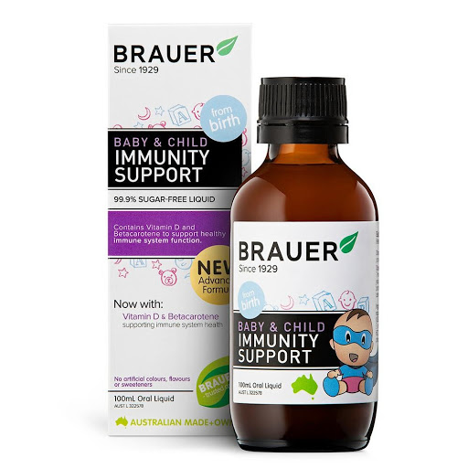 brauer imunity mẫu mới