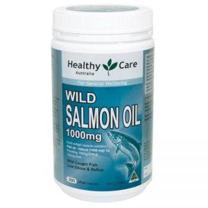 Healthy Care Wild Salmon Oil
