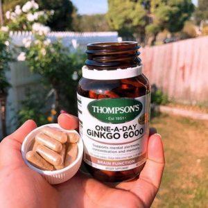 Ginkgo 6000 Thompsons