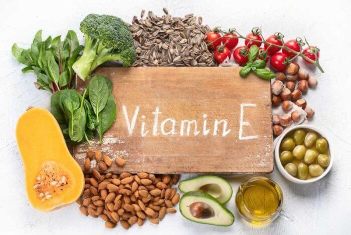 Uống collagen với vitamin E vitamin C nước cam ... được không?