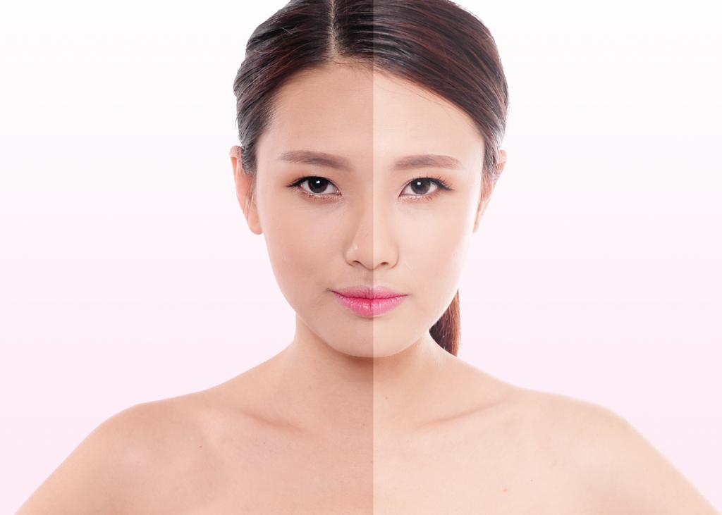 uống collagen có trắng da không