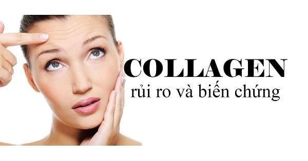 uống collagen có tác dụng phụ gì không