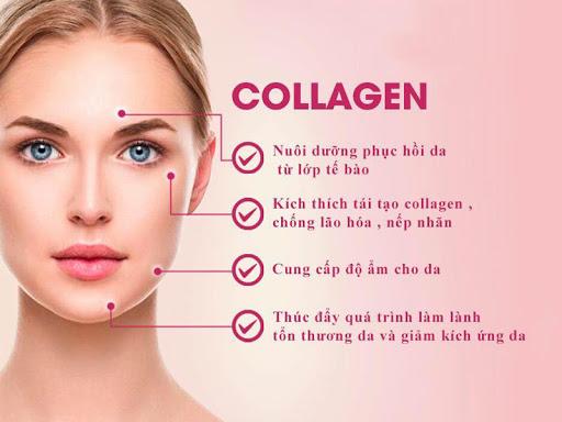nhau thai cừu và collagen