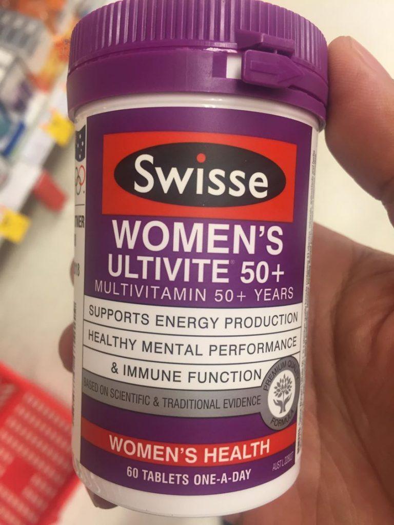 Vitamin tổng