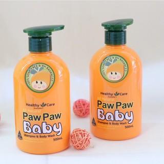 Sữa tắm cho bé Pawpaw Healthy Care