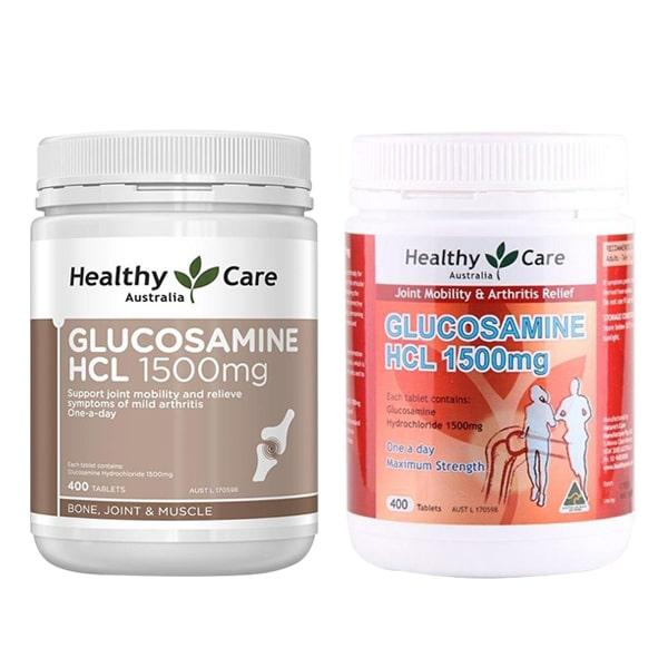 Glucosamine Healthy Care 1500mg