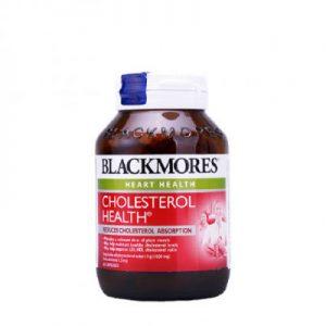 [BLACKMORES] Viên hỗ trợ giảm cholesterol Blackmores Cholesterol Health (60 viên)