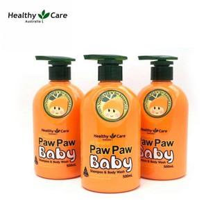 Sữa tắm cho bé Pawpaw