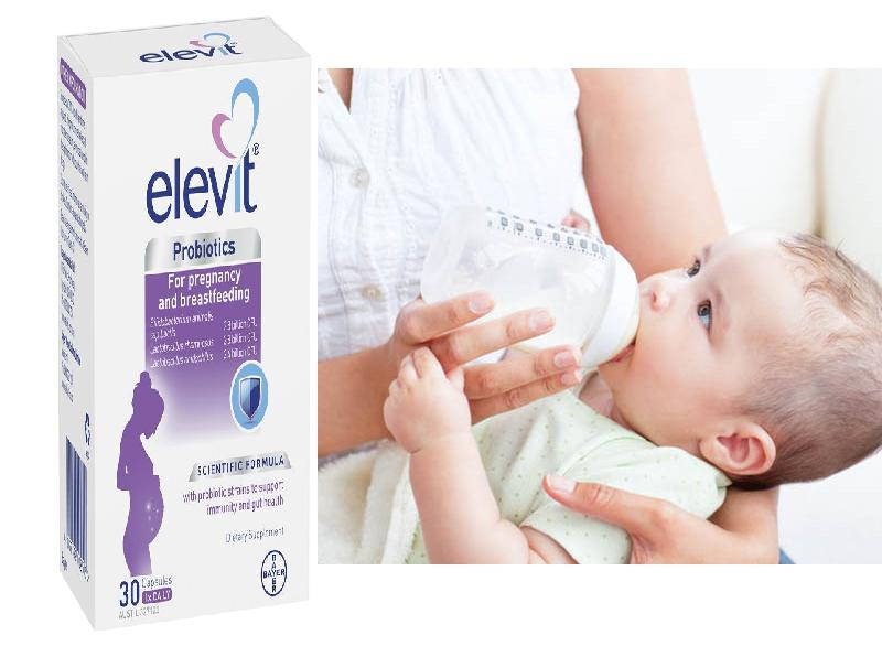 Thực phẩm chức năng Elevit Probiotics Men vi