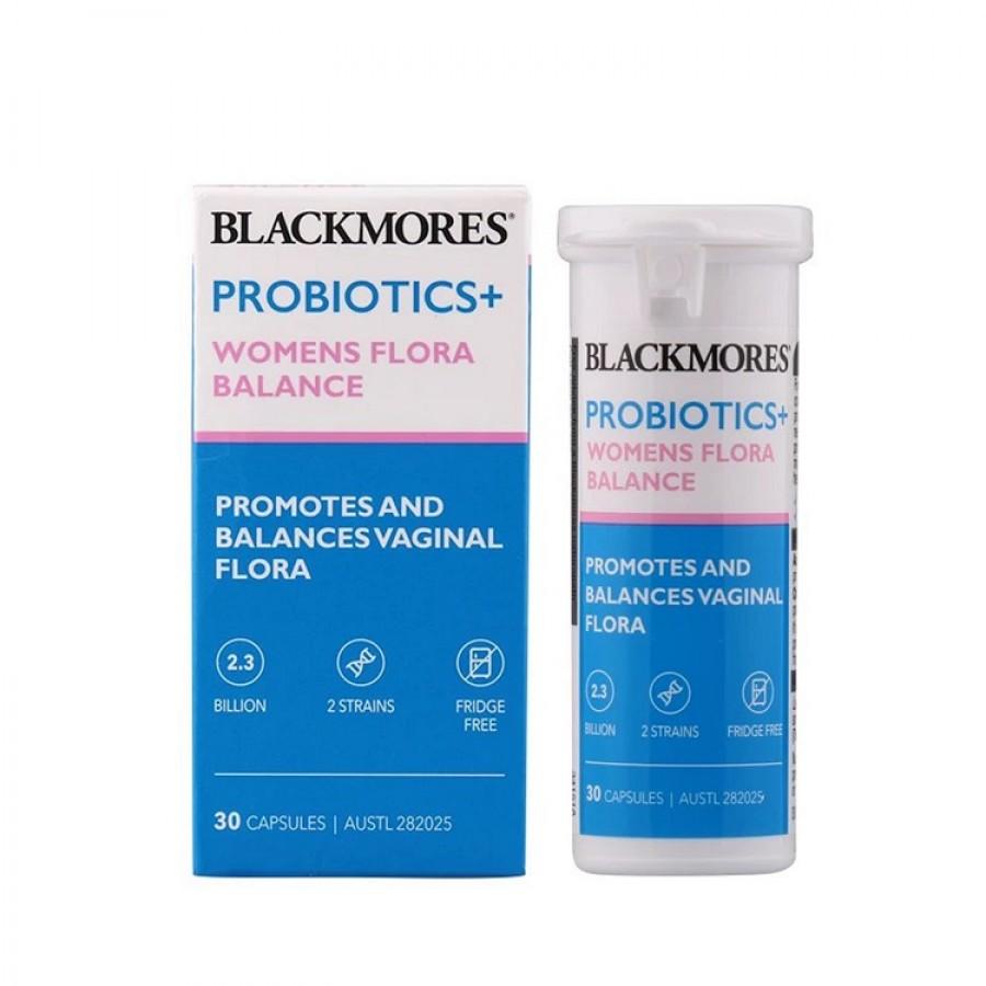 Blackmore Probiotic+ Women Flora