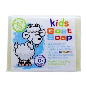xà phòng tắm sữa dê cho bé goat soap