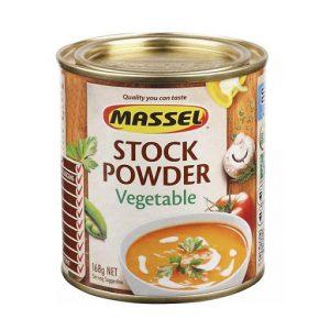 Bột nêm Massel Úc vị gà, bò, rau củ 168g 100% không bột ngọt