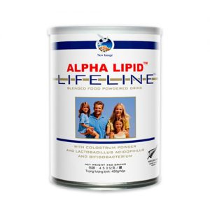 Sữa non Alpha Lipid Lifeline New Image 450g – Dinh dưỡng, khỏe mạnh