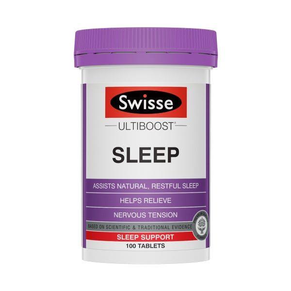 Viên uống hỗ trợ giấc ngủ Swisse Sleep